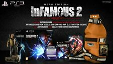 Infamous 2 Hero Edition ps3 PAL ita