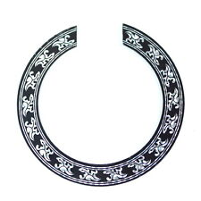 """Acoustic Guitar SoundHole ring Decal Sticker self-adhesive for Small 39"""""""