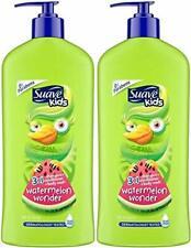 Suave Kids 3 in 1 - Shampoo + Conditioner + Body Wash - Watermelon Wonder - N...