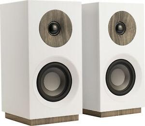 Jamo S801 WH pr bookshelf speakers