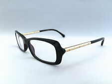 a06c901153b5 New Authentic Rare Chanel 3218 c.501 Black 51mm Eyeglasses RX Italy w Serial
