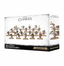 Skaven Clanrats Warhammer Age of Sigmar NIB Flipside