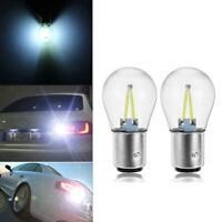 Bay15d 1157 / 1156 Ba 15s Coche bombilla LED COB Lámpara reversa Luz de señal