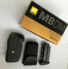 OEM MB-D14 Multi-Power Battery Pack Grip for Nikon D610 D600 EN- EL15 & AA