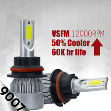 XENTEC LED HID Headlight Conversion kit 9007 HB5 6000K for 1998-2001 Mazda B2500