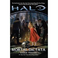 Halo: Mortal Dictata (Halo 3), Traviss, Karen, Very Good Book
