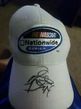 BRIAN SCOTT SIGNED NASCAR HAT AUTOGRAPH NATIONWIDE SERIES