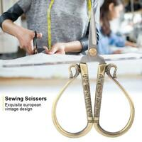Vintage Stainless Steel Cross Stitch Embroidery Scissors Sewing Shears Household