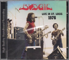 "Budgie:  ""Live In St. Louis 1976""  + Bonustracks  (CD Reissue)"
