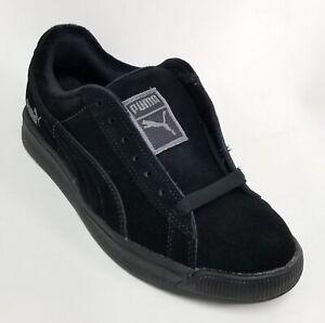 Puma Men Frankenclyde S Suede Black / Charcoal Gray 342755-01