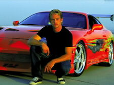 "053 Paul Walker - RIP Fast and Furious Super Movie Star 32""x24"" Poster"
