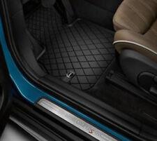 Mini Cooper Countryman F60 Rubber Floor Mats  2016-2018 Set of 2 Front OEM