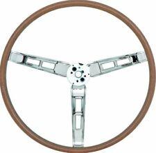 "OER 16"" Wood Grain Steering Wheel 1970 A/B Body Dart Charger Duster Satellite"