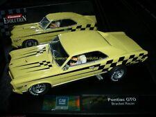 Carrera Evolution 27103 Pontiac GTO 1966 Bracket Racer USA Modell 2005 RAR