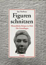 Holzschnitzerei - Figuren schnitzen - Menschliche Körper in Holz -Die Grundlagen