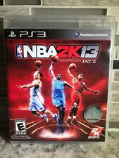 2K SPORTS NBA 2K13 - PS3 - COMPLETE W/MANUAL - FREE S/H (S)
