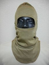 SEKRI FIRE RESISTANT LIGHTWEIGHT PERFORMANCE HOOD, TAN, NEW IN BAG