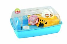 Hamster Cage Enclosed Cage Dwarf Hamster Mouse Mice Cage (Little Zoo Hayden 1)