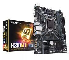 Gigabyte h310m H MATX-Mainboard für Intel lga1151 CPUs