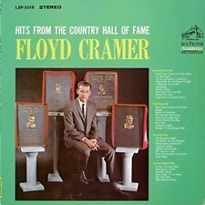 Floyd Cramer - Hits from the Country Hall of Fame [New CD] Manufactured On Deman