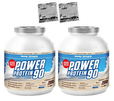 Body Attack Power Protein 90 - 2kg Vanilla Cream