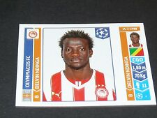 87 NDINGA HELLAS OLYMPIAKOS PANINI FOOTBALL UEFA CHAMPIONS LEAGUE 2014-2015
