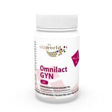 Probiotique Omnilact Gyn 60 Capsules 10 souches spécifiques de bactéries
