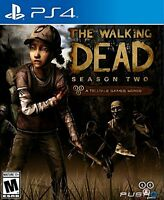 The Walking Dead: Season 2 PS4 New PlayStation 4