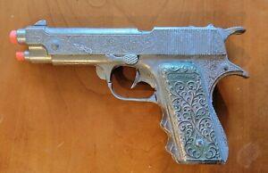 Vintage Hubley USA made Forty Five 45 Die Cast Toy Cap Gun