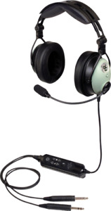 David Clark ONE-X ENC Headset w/ Bluetooth (New)