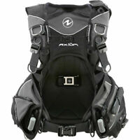 Aqua Lung Axiom i3 BCD w/ Fast Lock System (XS, Black/Charcoal) - BC1310101XS
