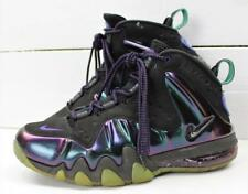 Nike Air Charles Barkley Posite Max Mens Foamposite Eggplant Purple Shoes Sz 8.5