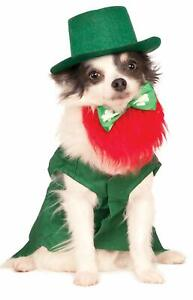 Rubie's Pet Shop Boutique Leprechaun Halloween Dog Costume Pet Costume Small New