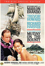 Mutiny on the Bounty - DVD - 1962 - 2-Disc Set - Marlon Brando, Richard Harris