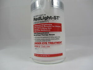 REDLIGHT-ST UNDER EYE TREATMENT PRE & POST THERAPY SERUM by BWL