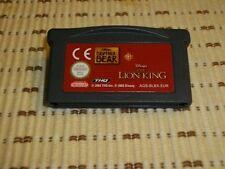 Bärenbrüder + König der Löwen für GameBoy Advance SP DS