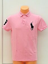 POLO RALPH LAUREN 2018 Big Pony Polo Shirt in Pink Sizes M-2XL BNWOT