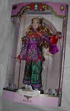 Disney Store Limited Edition Doll Alice Through The Looking Glass in Wonderland