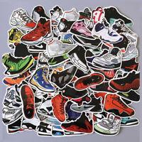 100 Basketball Air Jordan Sneaker Sticker Bomb For Skateboard Luggage Laptop Car