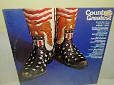 1972 New Sealed Country's Greatest LP Record Album KH 30346 Johnny Cash Horton