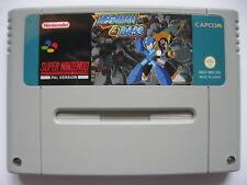 Megaman & Bass (Rockman & Forte) for Super Nintendo SNES PAL English