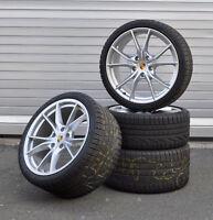 "20"" Porsche 991.2 Carrera 4 / 4S Facelift Winter-Komplettradsatz Pirelli *5mm*"