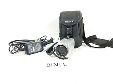 Sony Handycam DCR-SR42 30GB HDD 40X Optical Zoom w/accessories