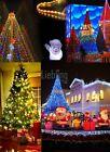 100/300/600 LED Secuencial Cuerda Guirnalda Luces Interior Navidad Fiesta De