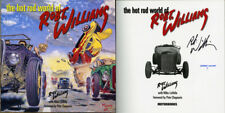 Robert Robt Williams SIGNED AUTOGRAPHED The Hot Rod World of SC 1st Ed/1st RARE