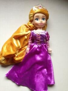Disney Rapunzel plush doll
