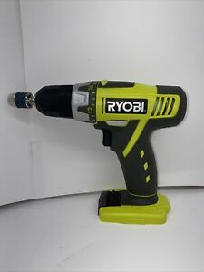 """Ryobi HJP002 12V Li-Ion 3/8"""" Cordless Drill/Driver TOOL ONLY Works Quick Connect"""