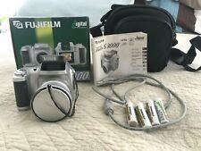 FujiFilm FinePix S3000 Digital Camera Tested With Box, Manual, Case, Batteries