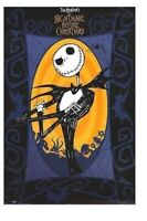 THE NIGHTMARE BEFORE CHRISTMAS ~ JACK WEB 22x34 MOVIE POSTER NEW/ROLLED!