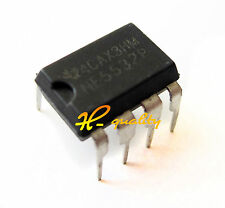 100pcs NE5532P NE5532 Dual Low Noise Op-Amp TI IC DIP-8
